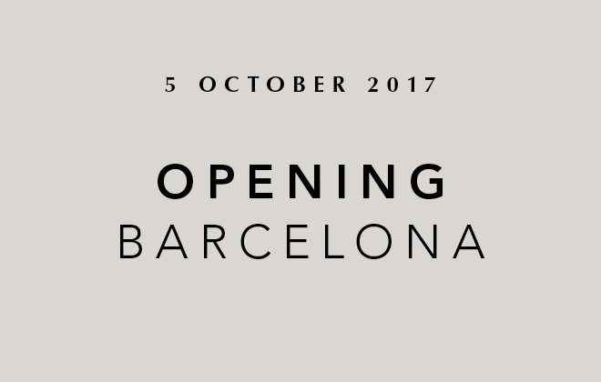 BARCELLONA, OPENING