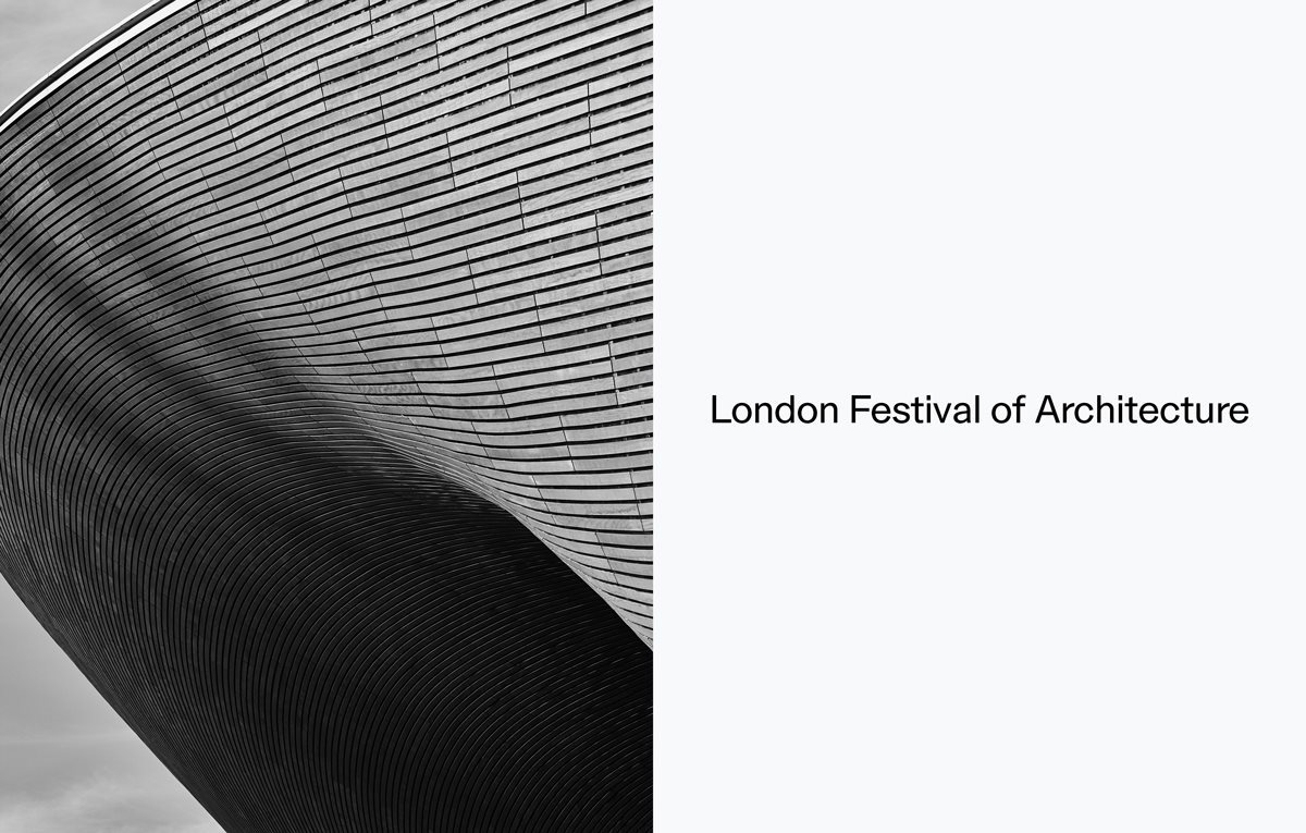 The London Festival of Architecture 2019